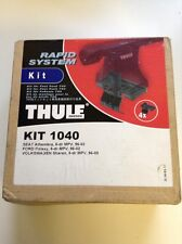 Thule Fixing Kit 1040 For Galaxy, Sharan, Alhambra