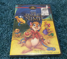 Brand NEW DVD The Secret of NIMH Sealed Free Shipping