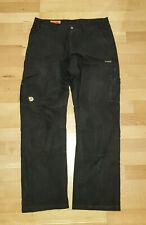 Fjäll Räven G-1000 Karl Trousers Gr. 48 / M  Herren Outdoorhose, schwarz