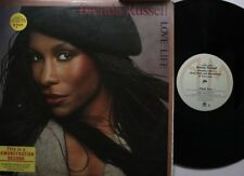 Soul Promo Lp Brenda Russell Love Life On A&M