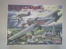 1/72 scale I-1 ( IL-400B ) 1st Soviet Mono-plane Fighter