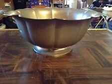 Flagg & Human Pewter Bowl #109