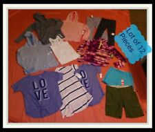 *NEW* Girl's Clothing Lot: 12 Pieces, size Medium (8)  **Mainly Old Navy Brand**