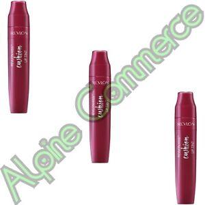 *3-Pack* Revlon Kiss Cushion Lip Tint Lipstick 230 Naughty Mauve
