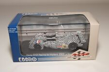 V 1:43 EBBRO 447 RACING FOR HOLLAND DOME S101 2002 LE MANS MINT BOXED