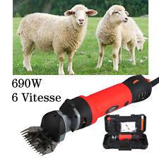 Ensemble de Tondeuse à Mouton Machine de Tonte Chèvre Animaux Vitesse Réglale