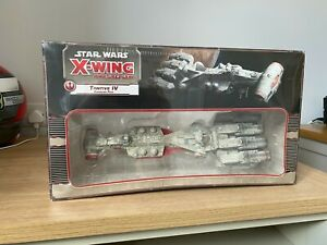 Star Wars Tantive IV - CR90 for X-Wing Miniatures Game - 1st Ed - New Sealed