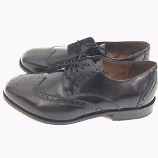 Florsheim Lace Wingtip Dress shoes Men's 8.5EEE NWOB