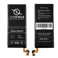 Zero Cycle Replacement Battery For Samsung Galaxy Note 8 3.85V 3300mAh LI-ION