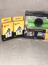 Kodak PRINTOMATIC Digital Instant Print Camera (Neon Green), Full Color Prints