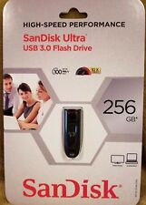 SanDisk 256GB Ultra USB 3.0 Flash Drive SDCZ48-256G-A16S New!!