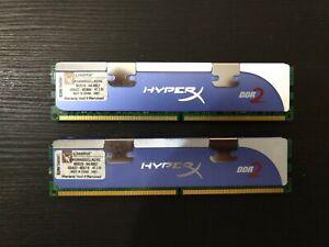 Kingston HyperX DDR 2, KHX6400D2LLK2/4G (2 x 2GB)