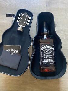 Jack Daniels Gitarrenkoffer , Geschenkset 0,7 l OLD No.7 Neu