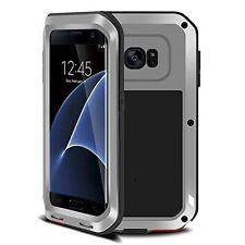 Samsung Galaxy S7 Edge Armor Case Heavy Duty Full Body Protective Case Cover