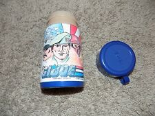 Vintage G.I. Joe Blue Thermos 1987