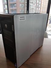 Best HP Z820 Workstation  with two Intel xeon e5-2640  2x6core, gtx770,32 Gbddr3