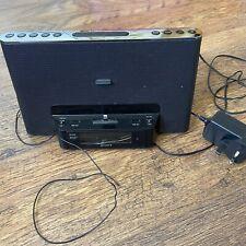 Sony DAB/DAB+ Radio Speaker with Apple Dock (Model No: XDR-DS16iPN)