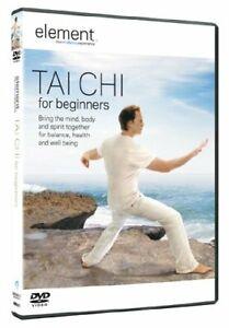 Element: Tai Chi For Beginners [DVD][Region 2]