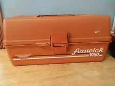 Nice Vintage Fenwick 1050 Tackle Box. R3