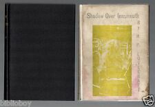 1936 First Edition of  THE SHADOW OVER INNSMOUTH by H. P. Lovecraft,Original DJ