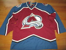 Vintage Pro Payer Label COLORADO AVALANCHE (XL) Jersey w/ Tags MAROON