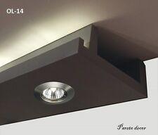 22 Meter+4 Innen LED Licht Bebauung Profil Spot für indirekte Beleuchtung OL-14