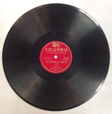 """Papa, Won't You Dance With Me Say Something Nice 78RPM 10"""" Record 1947 Doris Day"""
