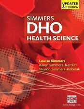 """""""NEW""""  DHO Health Science Updated (2016)"""