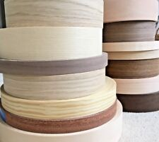 Pre Glued Wood Veneer Edging Tape @@ 18mm,22mm,30mm,40mm,50mm @@ Free Postage