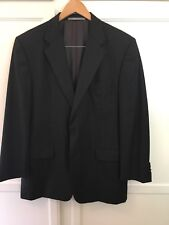 Current Hickey Freeman 2Btn Suit Jacket Sport Coat Loro Piana Super  Navy 42R