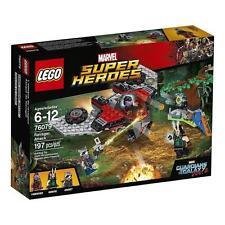 LEGO, Super Heroes sin anuncio de conjunto