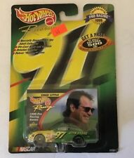 Hot Wheels Racing #97 John Deere Chad Little Car 1999 ~ Die-Cast Body & Chassis