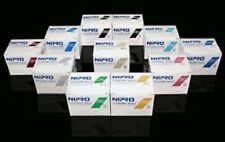 "Nipro 19G x 1  "" Hypodermic Needle -Box of 100- Comes in Sterile Blister Pack"