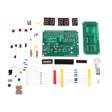 1Hz-75MHz Frequency Counter 7V-9V 50mA DIY Kit Cymometer Module Tester Meter