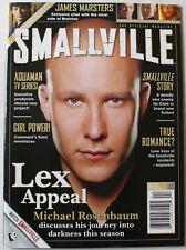 2006 Smallville Official Magazine Issue 13 Michael Rosenbaum Cover VF