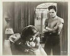 """VIVIEN LEIGH & MARLON BRANDO in """"A Streetcar Named Desire"""" Original 1951"""