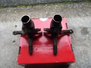 FORD ESCORT MK2 1600 SPORT FRONT STRUT STUB AXLES X 2 GENUINE FORD