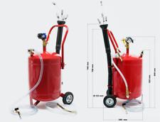 Vidangeur d'huile récupérateur 22 litres par aspiration