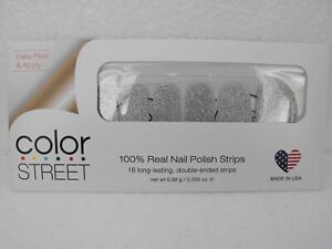 COLOR STREET  NAIL POLISH STRIPS TINSELTOWN