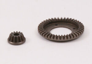 BS910-017 BSD METAL CROWN AND PINION GEAR 43T-13T