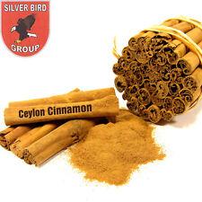 100g Ceylon Zimt Stangen Alba Canehl Kaneel, der gesunde, Cinnamon Sri Lanka
