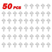 50pcs Plastic Door Panel Retainer Trim Clips for GM Trucks Chevy Pickup