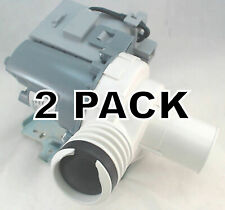 2 Pk, Clothes Washer Pump, for Maytag, AP4044627, PS2037077, 34001098