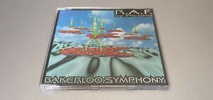 RAF BY PICOTTO - BAKERLOO SYMPHONY 1996 CD SINGLE CLASSIC TRANCE! VERY RARE!