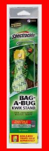 SPECTRACIDE ~BAG A BUG~ KWIK STAND JAPANESE LADYBUG BEETLE TRAP Holder HG-56904