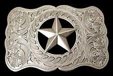 Boucle de Ceinture Sheriff Star Western Belt Buckle Cool Cowboy Cowgirl