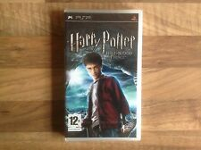 PSP Harry Potter and the Half-Blood Prince - Brand New & Sealed