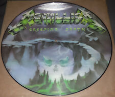 Metallica: 12'' picture disc U.K. Import (Creeping Death) p12 kut 122