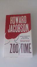 Howard Jacobson - Zoo Time (Anglais)