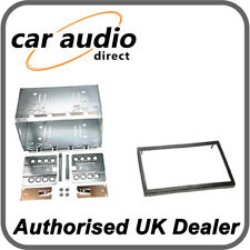 Connects2 CT23RT02 Double DIN Facia Plate for Renault Megane II 2002> 2006